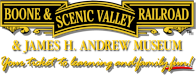 Boone & Scenic Valley Railroad & James H. Andrew Museum Gift Shop