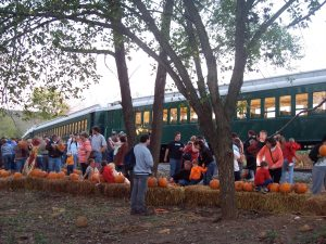Pumpkin Express trains sold out