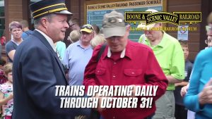 Excursion Trains and Day Out With Thomas at the Boone & Scenic Valley Railroad