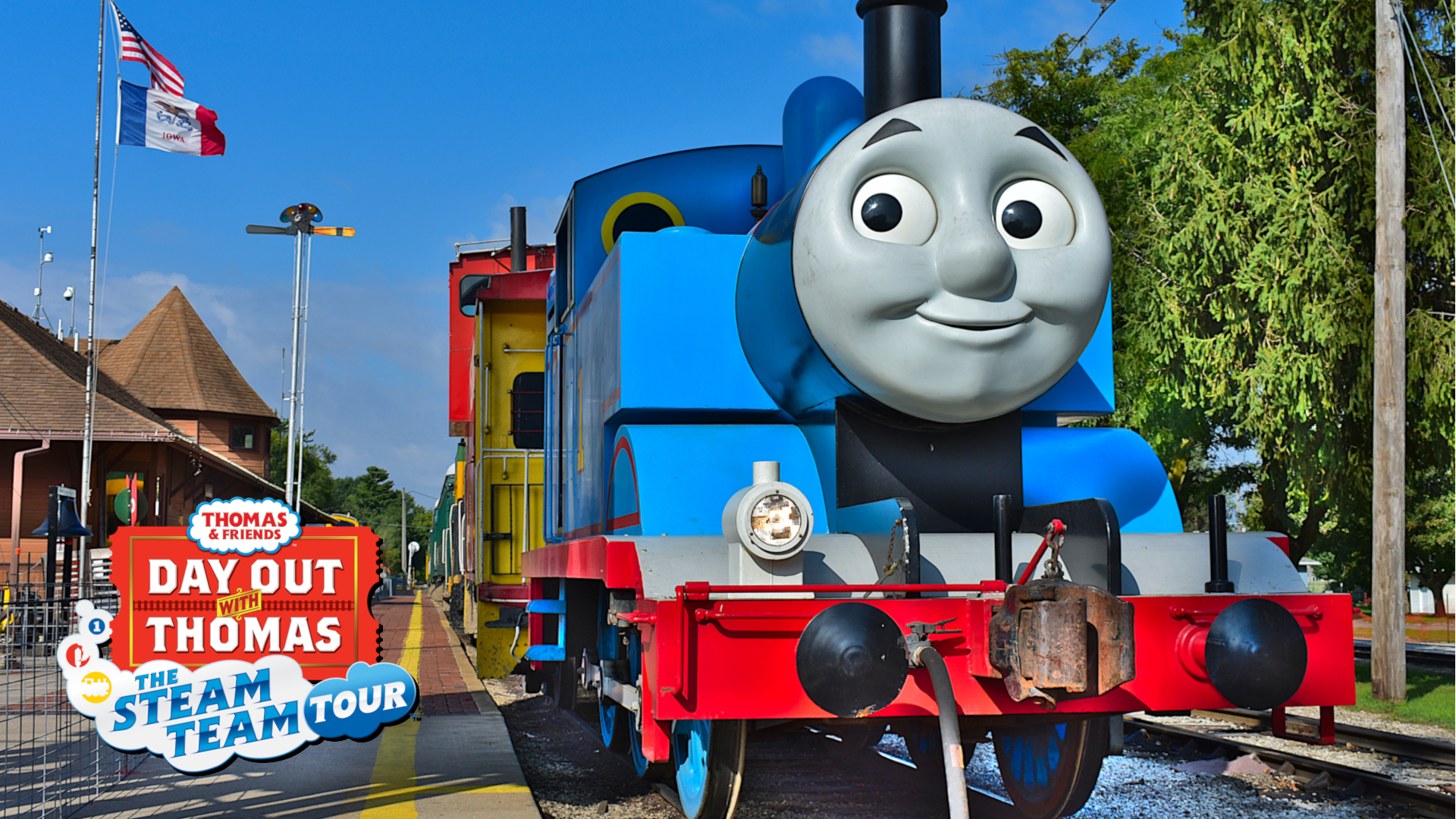Tickets For Our 2019 Day Out With Thomas Event Are On Sale Now