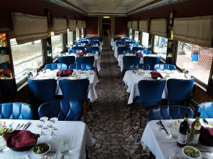 All Valentine Dinner Trains sold out