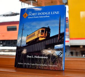 Popular book on Fort Dodge Line returns to the B&SVRR Gift Shop