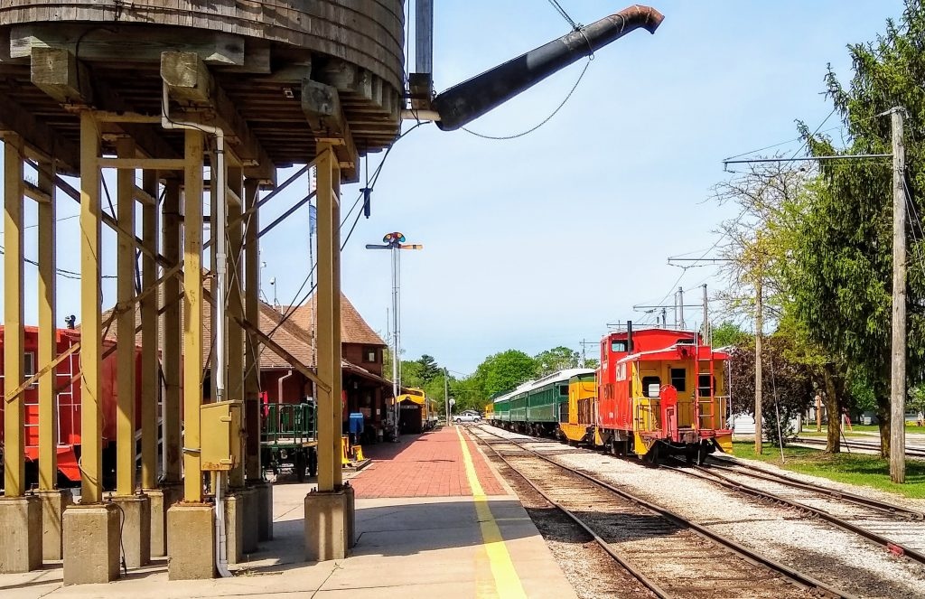 Train Ride Today at 1:30 PM (5/18/19)