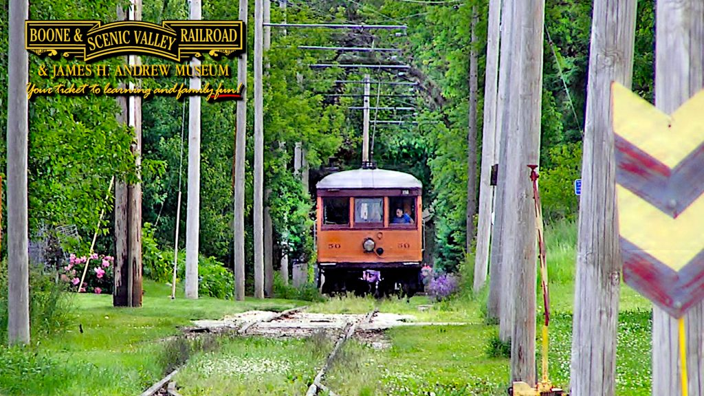 Ride the Trolley