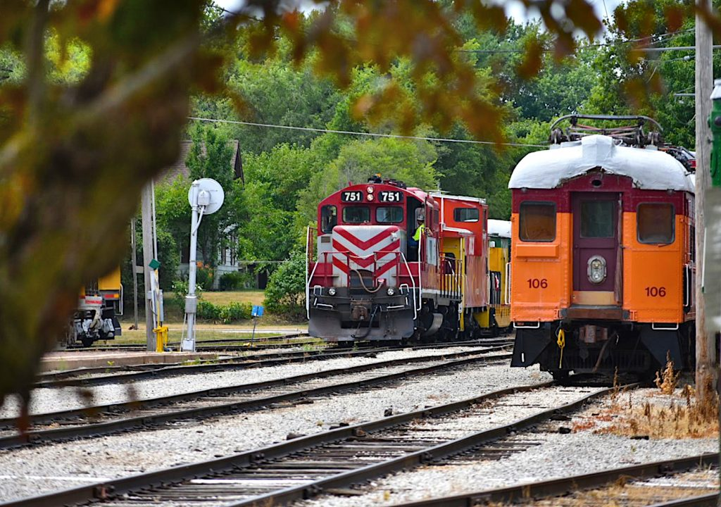 UPDATE: 1:30 PM and 4:00 PM trains for Saturday, October 3 have sold out