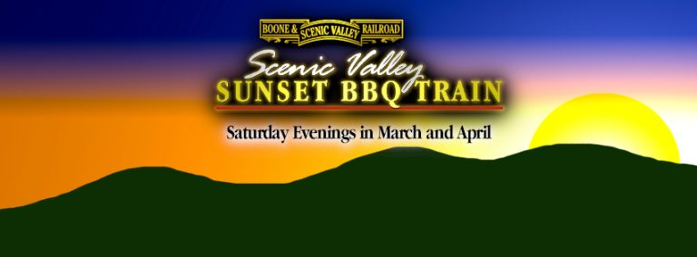 2021 Sunset BBQ Dinner Trains Sold Out