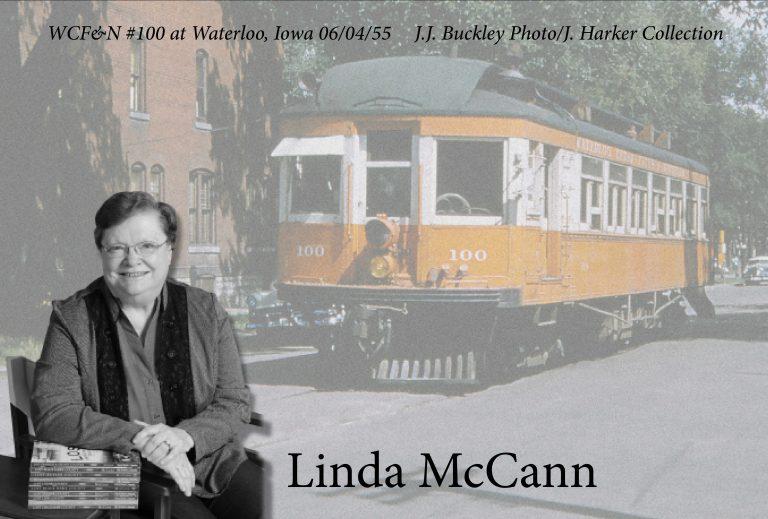 Museum Speaker Series:  Linda McCann