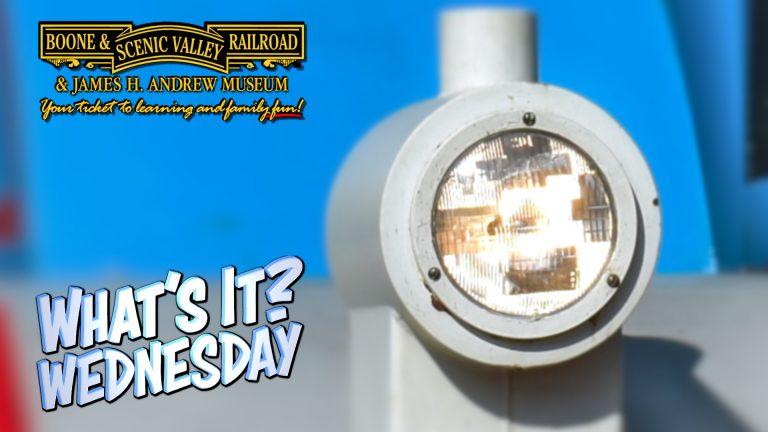 What's It? Wednesday